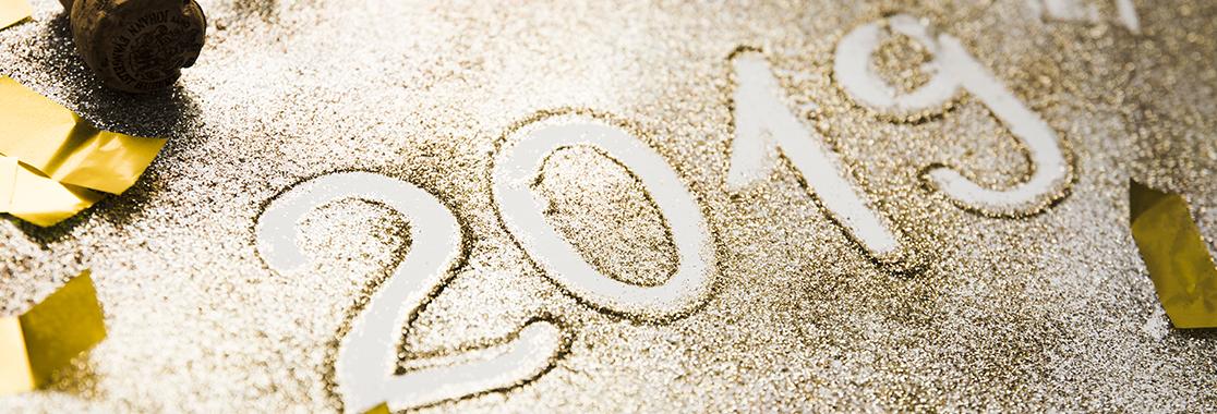 Mes envies et objectifs pour 2019